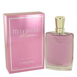 Miracle Blossom Perfume by Lancome, 100 ml Eau De Parfum Spray for Women from FragranceX.com