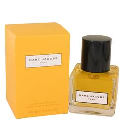 Marc Jacobs Pear Perfume by Marc Jacobs, 100 ml Eau De Toilette Spray for Women