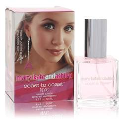 Coast To Coast Nyc Perfume by Mary-Kate and Ashley, 1.7 oz Eau De Toilette Spray for Women