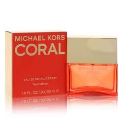 Michael Kors Coral Perfume by Michael Kors, 30 ml Eau De Parfum Spray for Women