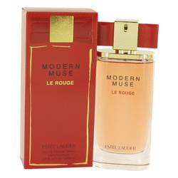 Modern Muse Le Rouge Perfume by Estee Lauder, 100 ml Eau De Parfum Spray for Women