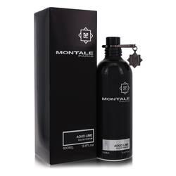 Montale Aoud Lime Perfume by Montale, 100 ml Eau De Parfum Spray (Unisex) for Women