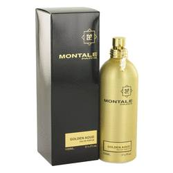 Montale Golden Aoud Perfume by Montale, 100 ml Eau De Parfum Spray for Women