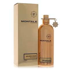 Montale Golden Aoud Perfume by Montale, 3.3 oz Eau De Parfum Spray for Women