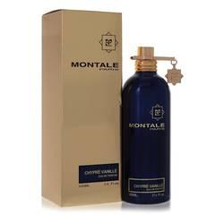 Montale Chypre Vanille Perfume by Montale, 3.3 oz Eau De Parfum Spray for Women