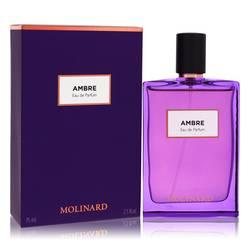 Molinard Ambre Perfume by Molinard, 2.5 oz Eau De Parfum Spray for Women