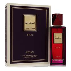 Modest Pour Femme Deux Perfume by Afnan, 100 ml Eau De Parfum Spray for Women