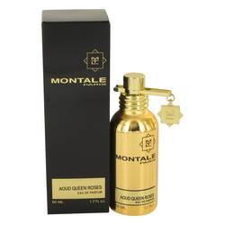 Montale Aoud Queen Roses Perfume by Montale, 50 ml Eau De Parfum Spray (Unisex) for Women
