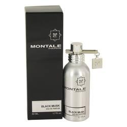 Montale Black Musk Perfume by Montale, 50 ml Eau De Parfum Spray (Unisex) for Women