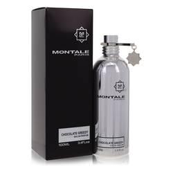 Montale Chocolate Greedy Perfume by Montale, 100 ml Eau De Parfum Spray (Unisex) for Women