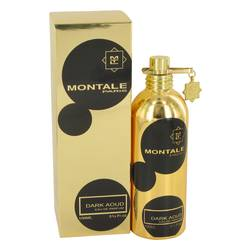 Montale Dark Aoud Perfume by Montale, 100 ml Eau De Parfum Spray (Unisex) for Men