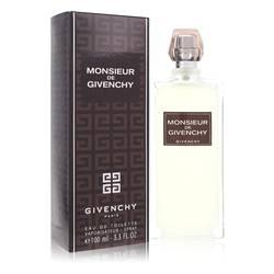 Monsieur Givenchy Cologne by Givenchy 3.4 oz Eau De Toilette Spray