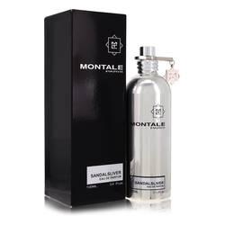 Montale Sandal Silver Perfume by Montale, 100 ml Eau De Parfum Spray (Unisex) for Women