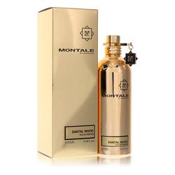 Montale Santal Wood Perfume by Montale, 100 ml Eau De Parfum Spray (Unisex) for Women