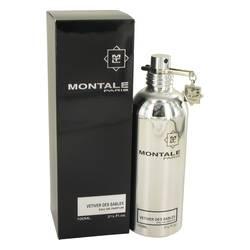 Montale Vetiver Des Sables Perfume by Montale, 100 ml Eau De Parfum Spray (Unisex) for Women