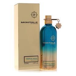Montale Tropical Wood Perfume by Montale, 3.4 oz Eau De Parfum Spray (Unisex) for Women