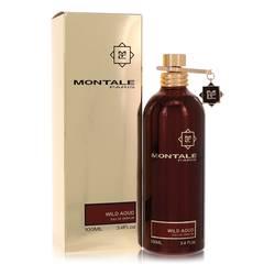 Montale Wild Aoud Perfume by Montale, 3.4 oz Eau De Parfum Spray (Unisex) for Women