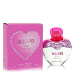 Moschino Pink Bouquet Perfume by Moschino 1.7 oz Eau De Toilette Spray
