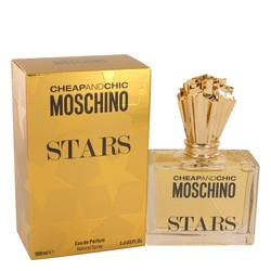 Moschino Stars Perfume by Moschino, 100 ml Eau De Parfum Spray for Women