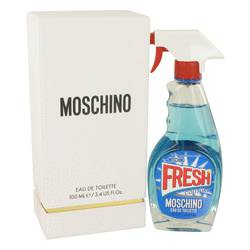 Moschino Fresh Couture Perfume by Moschino, 100 ml Eau De Toilette Spray for Women
