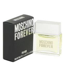 Moschino Forever Mini by Moschino, 4 ml Mini EDT for Men