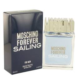 Moschino Forever Sailing Cologne by Moschino, 100 ml Eau De Toilette Spray for Men