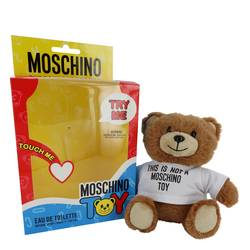 Moschino Toy Perfume by Moschino, 50 ml Eau De Toilette Spray for Women