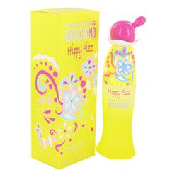Moschino Hippy Fizz Perfume by Moschino, 50 ml Eau De Toilette Spray for Women
