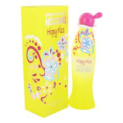 Moschino Hippy Fizz Perfume by Moschino, 3.4 oz Eau De Toilette Spray for Women