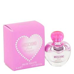 Moschino Pink Bouquet Perfume by Moschino 0.16 oz Mini EDT