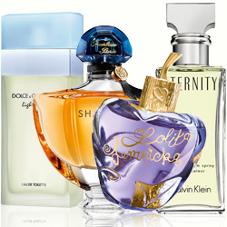 Perfume Of The Month Perfume by Brand Names, -- A new brand name perfume every month for Women