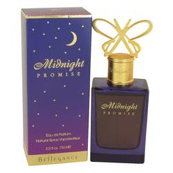Midnight Promise Perfume by Bellegance, 2.5 oz Eau De Parfum Spray for Women