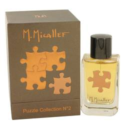 Micallef Puzzle Collection No 2 Perfume by M. Micallef, 100 ml Eau De Parfum Spray for Women from FragranceX.com