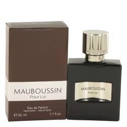 Mauboussin Pour Lui Cologne by Mauboussin, 1.7 oz Eau De Parfum Spray for Men