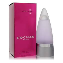 Rochas Man Cologne by Rochas 3.4 oz Eau De Toilette Spray