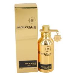 Montale Spicy Aoud Perfume by Montale, 1.7 oz Eau De Parfum Spray (Unisex) for Women