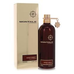 Montale Aoud Forest Perfume by Montale, 100 ml Eau De Parfum Spray (Unisex) for Women