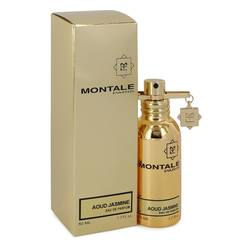 Montale Aoud Jasmine Perfume by Montale, 50 ml Eau De Parfum Spray (Unisex) for Women