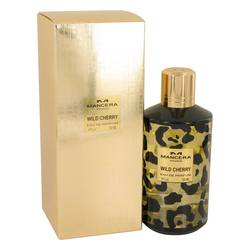 Mancera Wild Cherry Perfume by Mancera, 4 oz Eau De Parfum Spray (Unisex) for Women