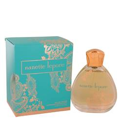 Nanette Lepore New Perfume by Nanette Lepore, 3.4 oz Eau De Parfum Spray for Women