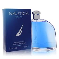 Nautica Blue Cologne by Nautica, 3.4 oz Eau De Toilette Spray for Men