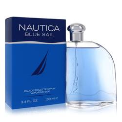 Nautica Blue Sail Cologne by Nautica, 100 ml Eau De Toilette Spray for Men