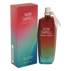 Naomi Campbell Paradise Passion Perfume by Naomi Campbell, 50 ml Eau De Toilette Spray for Women