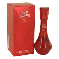 Naomi Campbell Seductive Elixir Perfume by Naomi Campbell, 50 ml Eau De Toilette Spray for Women