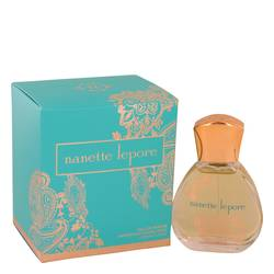 Nanette Lepore New Perfume by Nanette Lepore, 50 ml Eau De Parfum Spray for Women