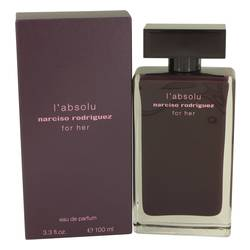 Narciso Rodriguez L'absolu Perfume by Narciso Rodriguez, 100 ml Eau De Parfum Spray for Women