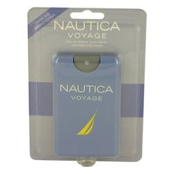 Nautica Voyage Cologne by Nautica 0.67 oz Eau De Toilette Travel Spray