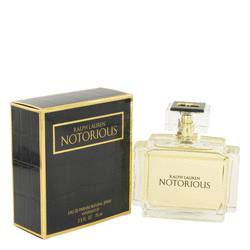 Notorious Perfume by Ralph Lauren 2.5 oz Eau De Parfum Spray