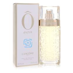 O D'azur Perfume by Lancome, 2.5 oz Eau De Toilette Spray for Women