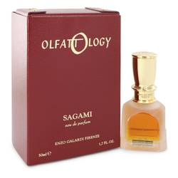 Olfattology Sagami Perfume by Enzo Galardi, 1.7 oz Eau De Parfum Spray for Women